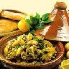 cuisine choumicha poulet tajine de poulet au confit de citron choumicha cuisine marocaine