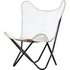 Modern Accent Chairs AllModern - Butterfly chair designer