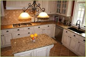 Kitchen Faucet Loose by Granite Countertop Kitchen Cabinets Refinishing Cost Cavalier