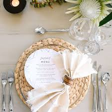 wedding menu the best flavors to include in your wedding menu according