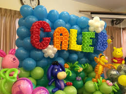 home design birthday parties that balloons balloon ideas for 40th