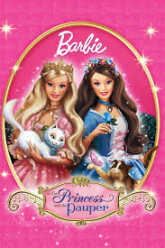 watch barbie princess pauper watch