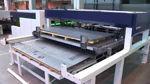 Laser Cutting Table Laser Cutting Machine With Automatic Loading And Unloading System