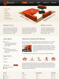 25 beautiful free interior design website html templates