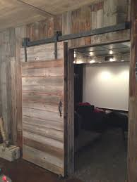 Exterior Wood Louvered Doors by Bedroom Sliding Farm Door Barn Style Closet Doors Rolling Barn