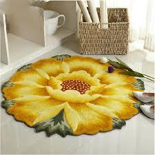 Sunflower Kitchen Rugs Fun Sunflower Area Rug Magnificent Ideas Kitchen Sets Uk Cute