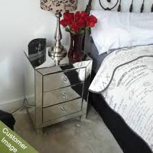 3 drawer accent table avenue six ref173 slv reflections 3 drawer accent table in silver