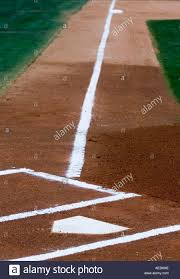 Home Plate by Home Plate And Foul Line Stock Photo Royalty Free Image 7787085