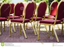 wedding chairs wedding chairs royalty free stock image image 20477396