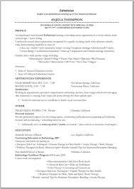 Resume Physical Therapist Esthetician Resume Berathen Com