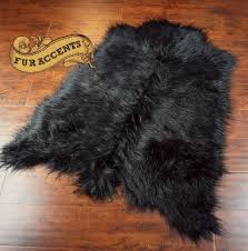 Cheap Faux Fur Blanket Rugs Make You Feel Like You Are Petting An Artic Polar Bear With