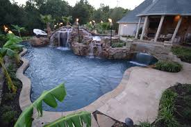 colleyville residential lazy river farleypooldesigns com 817 522
