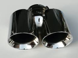 porsche boxster 987 exhaust 2005 12 porsche 987 boxster cayman nhp exhaust tip