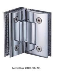 tempered glass door hardware 90 degree glass door hinges manufacturers in stainless steel sdh