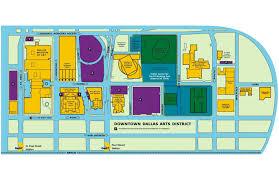 dallas arts district map jpg