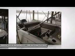 1995 hurricane fun deck c181333 youtube