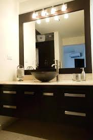 Heated Bathroom Mirror With Light Heated Bathroom Mirrors With Lights Mirror Design Ideas Black