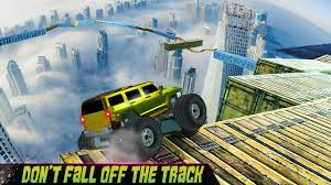 videos of monster trucks monster truck impossible tricky tracks stunts android apps on
