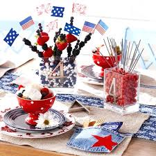 july 4th decorations july 4th decorations dollar tree glasses with 4 placed on them for