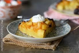 la cuisine de louisa gâteau à la poêle sans four aux pommes le cuisine de samar