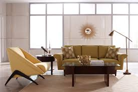 Retro Living Room Furniture by Living Room Abbott Sofa Collection Loversiq