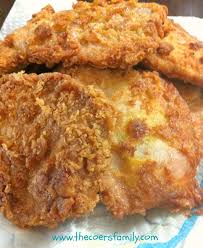 country fried pork chops the coers family