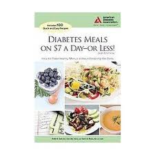 tami cuisine diabetes meals on 7 a day or less paperback patti bazel geil