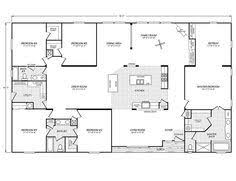 la belle iv x4769h home floor plan manufactured and or modular