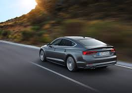 the new audi a5 and s5 sportback pfaff automotive