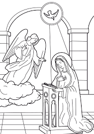 hd wallpapers angel gabriel coloring pages for kids
