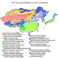 asain map ethnic groups in asia