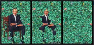 Portrait Meme - americans mock obama portrait with side splitting memes