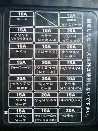 nissan qashqai fuse box location mitsubishi mirage 1 6 1999 auto images and specification