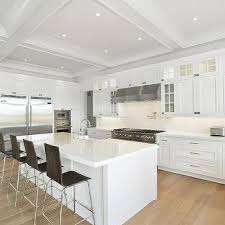 white kitchen cabinets and floors white kitchen cabinets wood floors design ideas