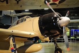 mitsubishi museum mitsubishi a6m2 zero u003e national museum of the us air force u003e display