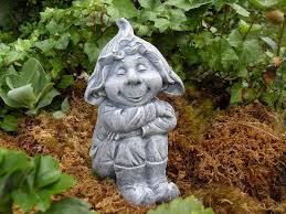 pixie boy statue gnome statuepixie statuefairy statue