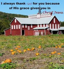 jesus thanksgiving i thank god for you growing in his grace