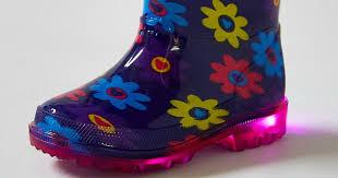 light up rain boots over 75 off light up rain boots hip2save