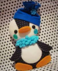 Felt Penguin Christmas Ornament Patterns - 58 best bird patterns penguins images on pinterest crafts felt