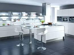 deco cuisine blanc et deco cuisine design deco cuisine blanc et bois design contemporary