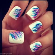 painted nail designs how to nail designs