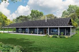 Country House Plans With Pictures One Level Country House Plan Admirable Ranch Home Designs With