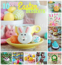 Easter Food Decorations Craft by 52 Best Easter Decorations Crafts Recipes And Easter Baskets