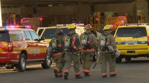 the lexus hotel las vegas more than 70 firefighters respond to 2 alarm fire at westgate