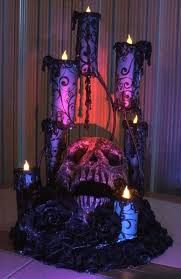 house of dewberry diy halloween creepy candles crafts candles