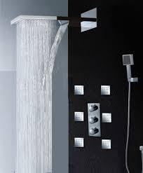 Bathroom Shower Head Ideas Colors 15 Impressive Rain Shower Head Styles For Your Bathroom Hgnv