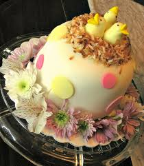 Edible Easter Cake Decorations by Easy Easter Cake Decorating Ideas Family Holiday Net Guide To