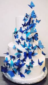 45 best wedding cakes images on pinterest butterfly wedding cake