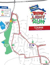 tacky light tour richmond 2016 tacky wonderland map sports backers