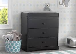 delta changing table dresser skylar 3 drawer dresser with changing top delta children
